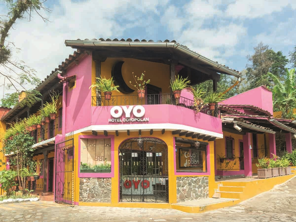 OYO HOTELS CELEBRA PRESENCIA MÉXICO 40 CIUDADES 02
