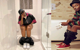 3 Nigerian Musicians That Have Posted A Photo Of Themselves Sitting In A Toilet