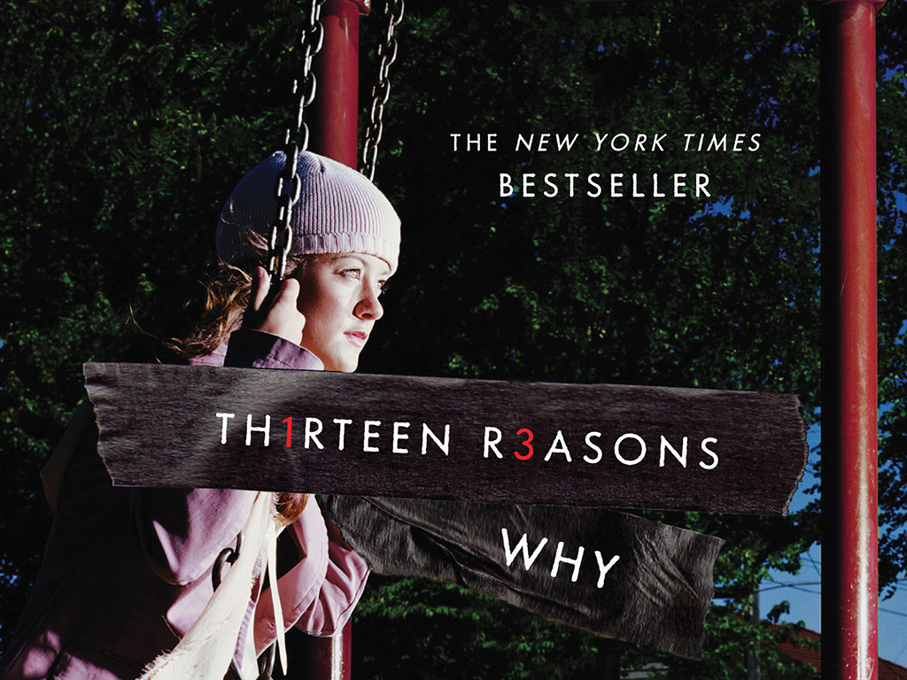 Portada libro 13 Reasons Why