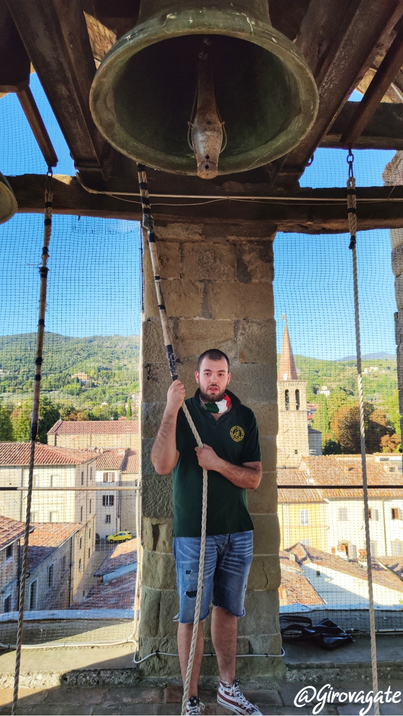 Torre campanaria Sansepolcro