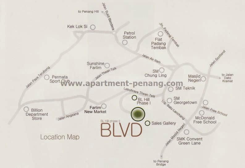 Boulevard Condominium | Apartment-Penang com