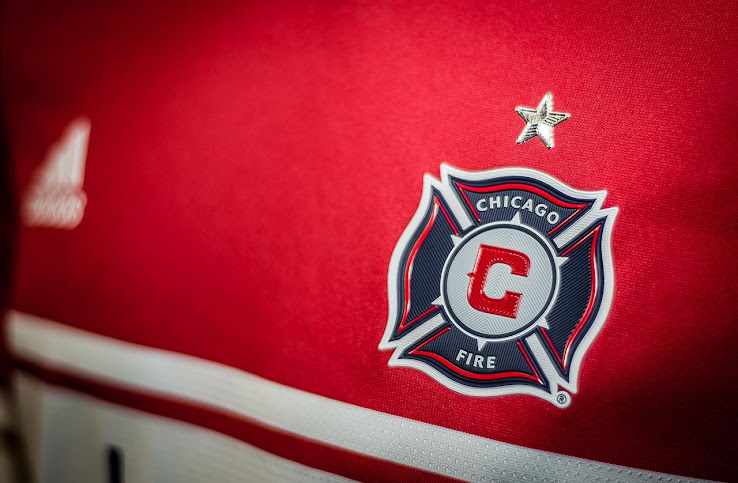 Chicago Fire 2018 Home Kit Released Footy Headlines
