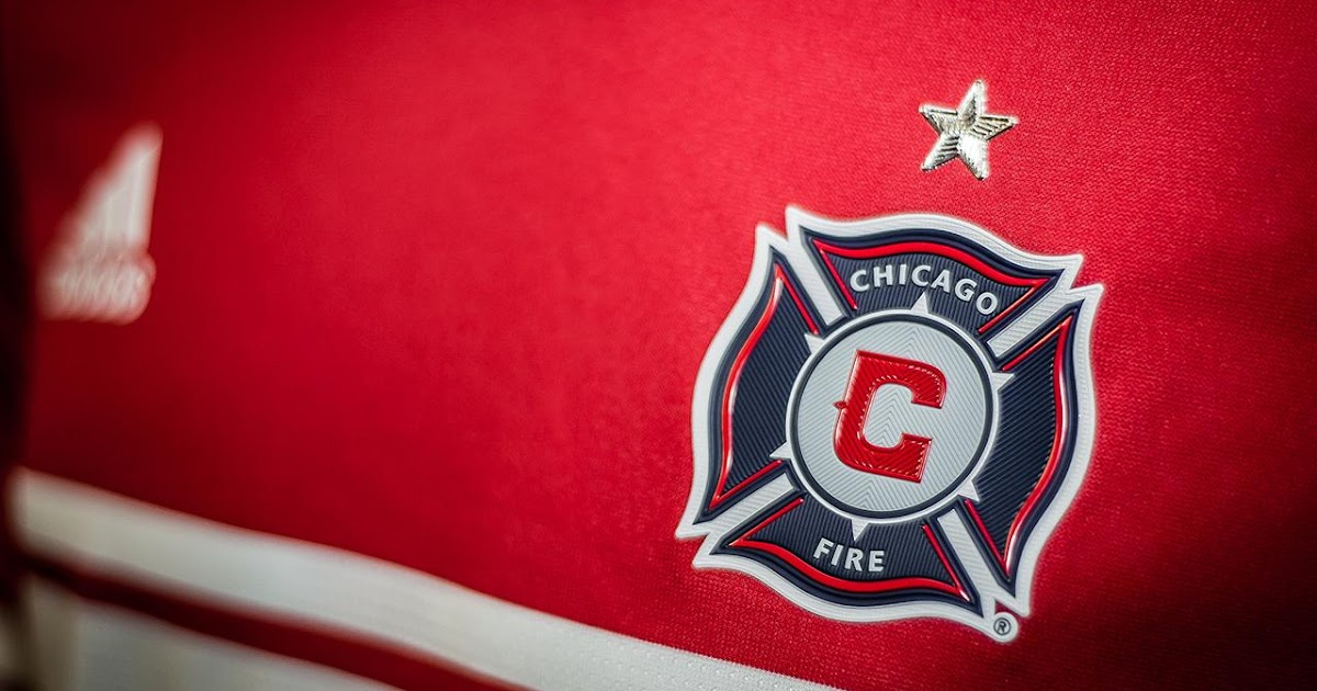 sale retailer 34586 5fccb Chicago Fire 2018 Home Kit Released - Footy Headlines