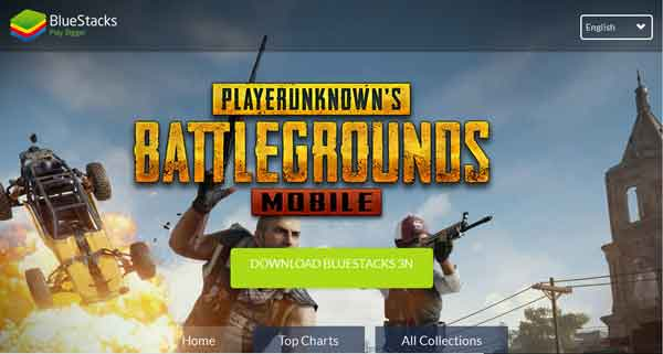 emulator pubg mobile bluestacks