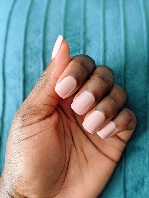 DIY At Home Salon Nails