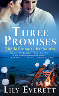 book cover  Three Promises