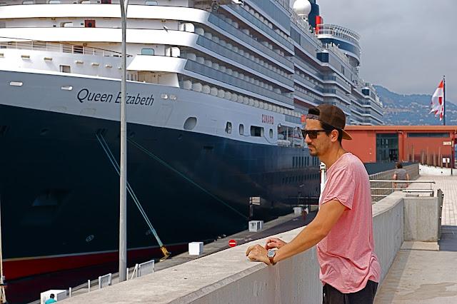 Principauté de Monaco - Queen Elizabeth - Kevin Hoorens