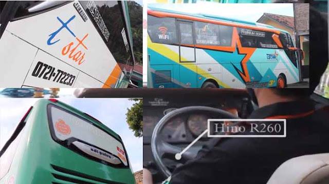 TSTAR JETBUS 3+, Sewa Bus Lampung Solusi Perjalanan