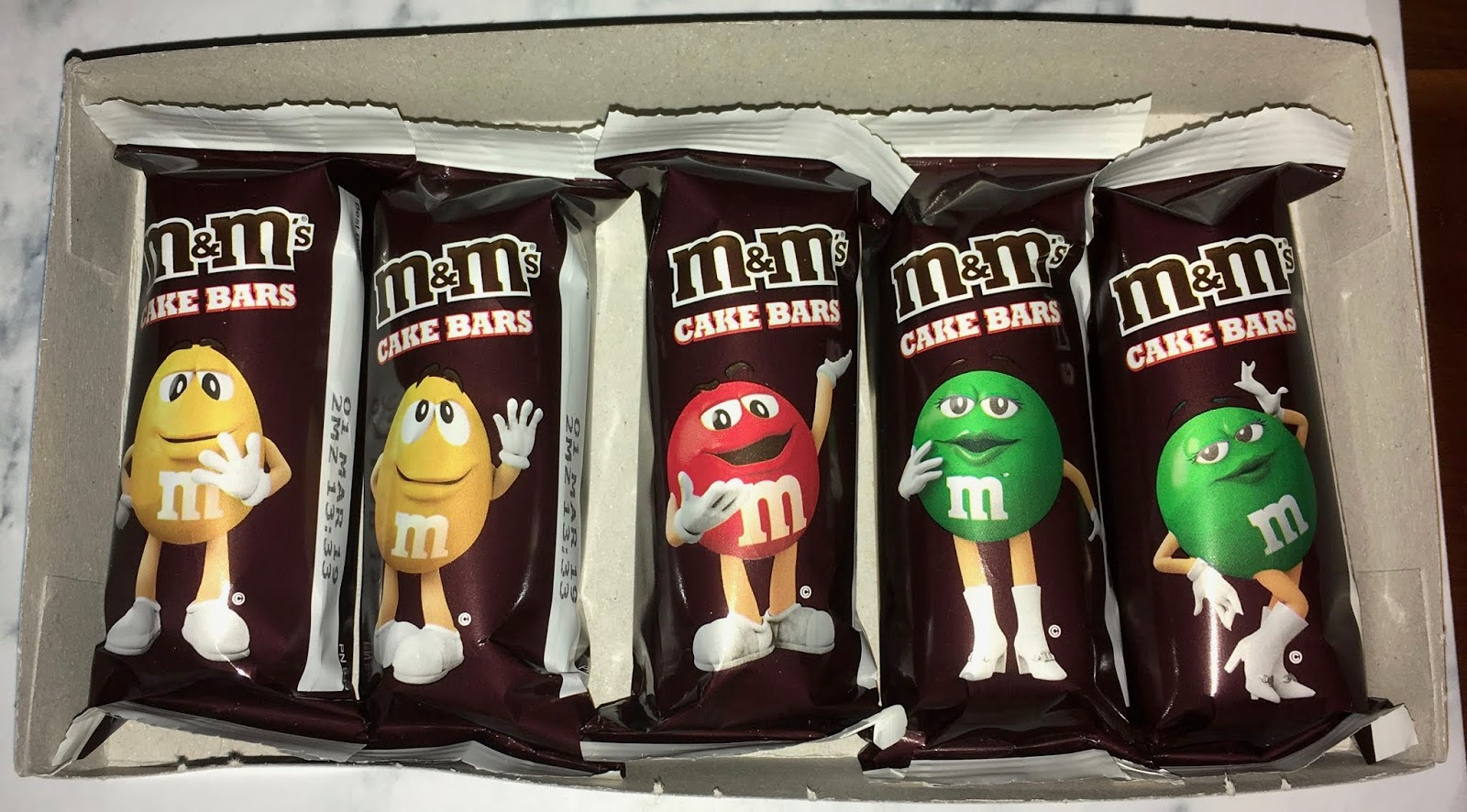 Foodstuff Finds New Mms Cake Bars At Morrisons By At Cinabar