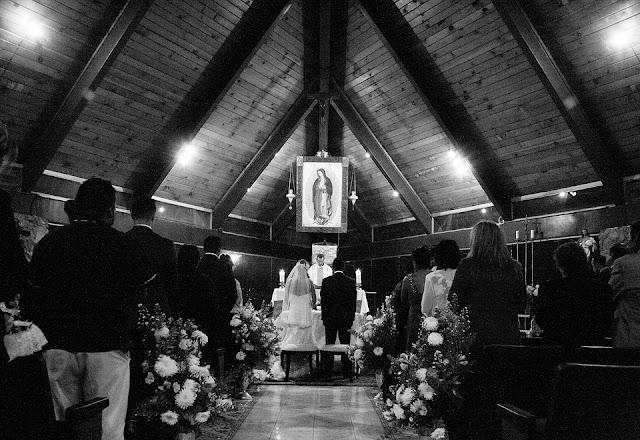 aranżacja kościoła na ślub
