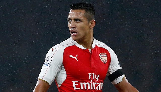 Arsenal's Sanchez admits to tax fraud in Spain