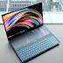 Asus Hadirkan Laptop Dua Layar 4K