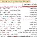 توقعات لغة عربية مجابة في الوحدات (1-4) توجيهي