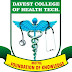 DAVEST COLLEGE OF HEALTH TECHNOLOGY ANNOUNCED JULY 15TH 2019 AS RESUMPTION DATE