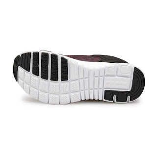 Power Fusion Mytra 5 5286162 Sepatu Wanita - Black Red