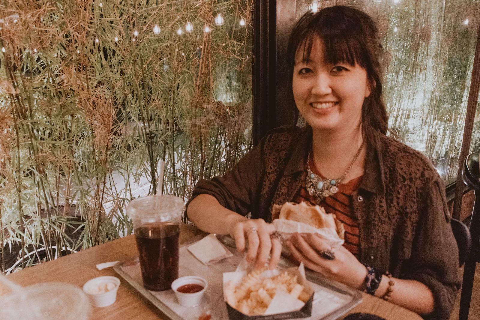 comendo no Jeronimo Burger | Campinas - SP