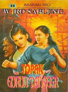 Cerita silat serial Wiro Sableng Pendekar Kapak Maut Naga Geni 212 Karya Bastian Tito