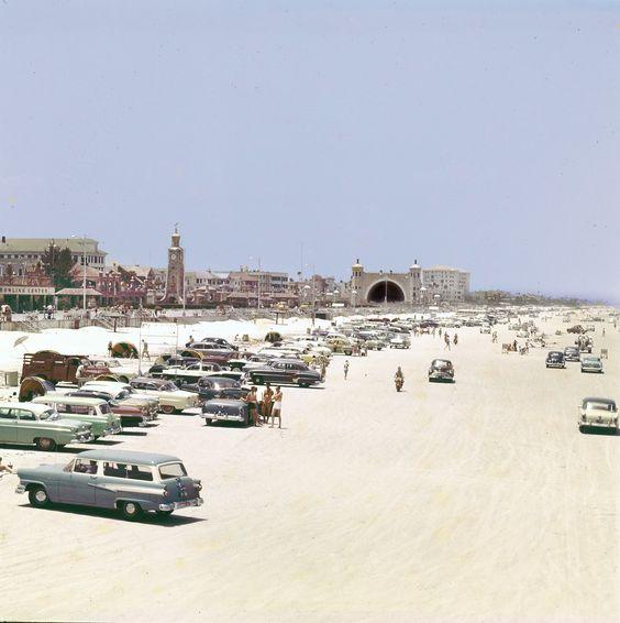 South Daytona Florida: Yesterday Today: 34 Vintage Photos Of Daytona Beach