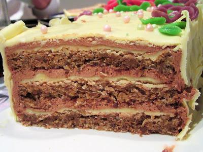 Torta Vernesa / Vernesa cake