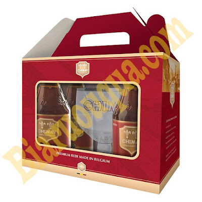 Bia Chimay Bỉ nhập khẩu