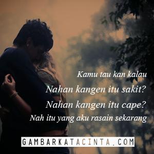 Gambar Foto DP BBM Kangen Pacar