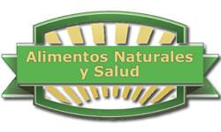 Alimentos Naturales y Salud. Productos alimenticios sin industrializar para su calidad de vida y salud.