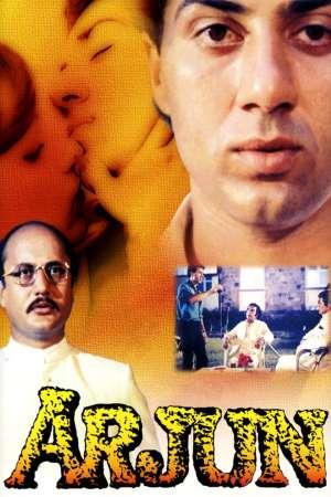 Download Arjun (1985) Hindi Movie 720p DVDRip 1.8GB