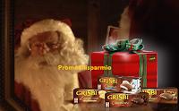 Logo Letterina a Babbo Natale: vinci gratis confezioni Grisbi