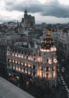 WORLD FASHION CAPITAL – MADRID