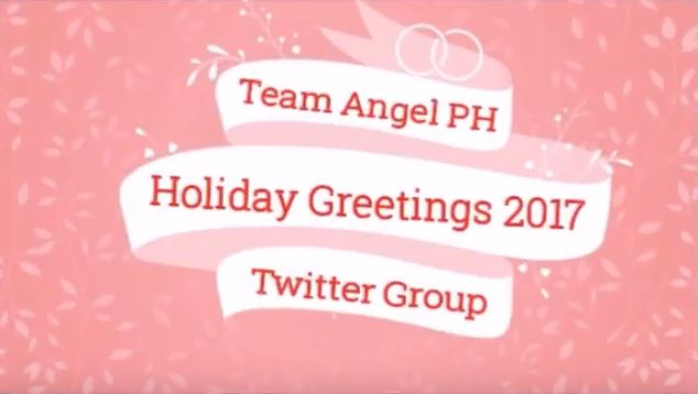 Title: Here's a Heartwarming Holiday Greetings For Angel Locsin! Watch This!