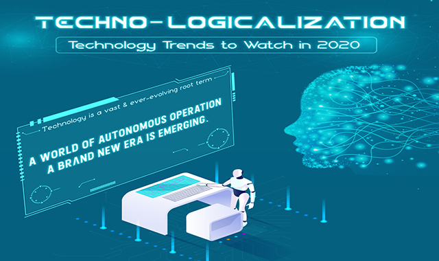 Technology Trends to Watch in 2020 #infographic