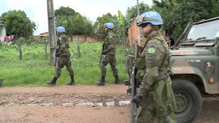 Cerca de mil militares farão segurança em Cristalina Goiás