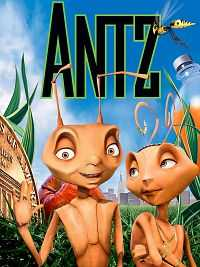 Antz (1998) Hindi - English Download 300mb Dual Audio WEBHD 480p