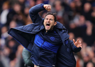 Sports: How EPL Rookie Manager, Lampard Faired This Season so Far