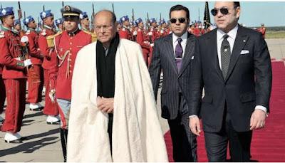 المرزوقي يعلق على خطاب العرش: نداء ملك المغرب محمد السادس لفتح صفحة جديدة مع الجزائر أمر جد إيجابي