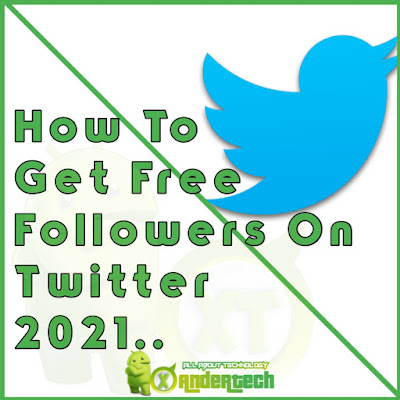 How to get read Twitter followers for free 2021
