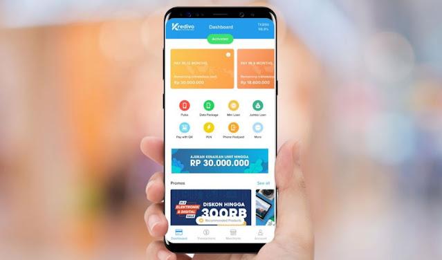 kredit hp online tanpa survey tanpa dp