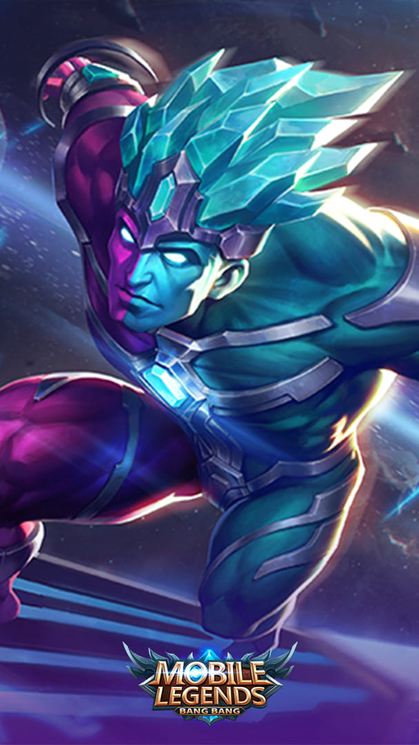 Wallpaper Gord Mystic Magician Skin Mobile Legends HD for Android and iOS