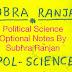 Shubhra Ranjan Optional Political Science pdf Notes for UPSC Exams