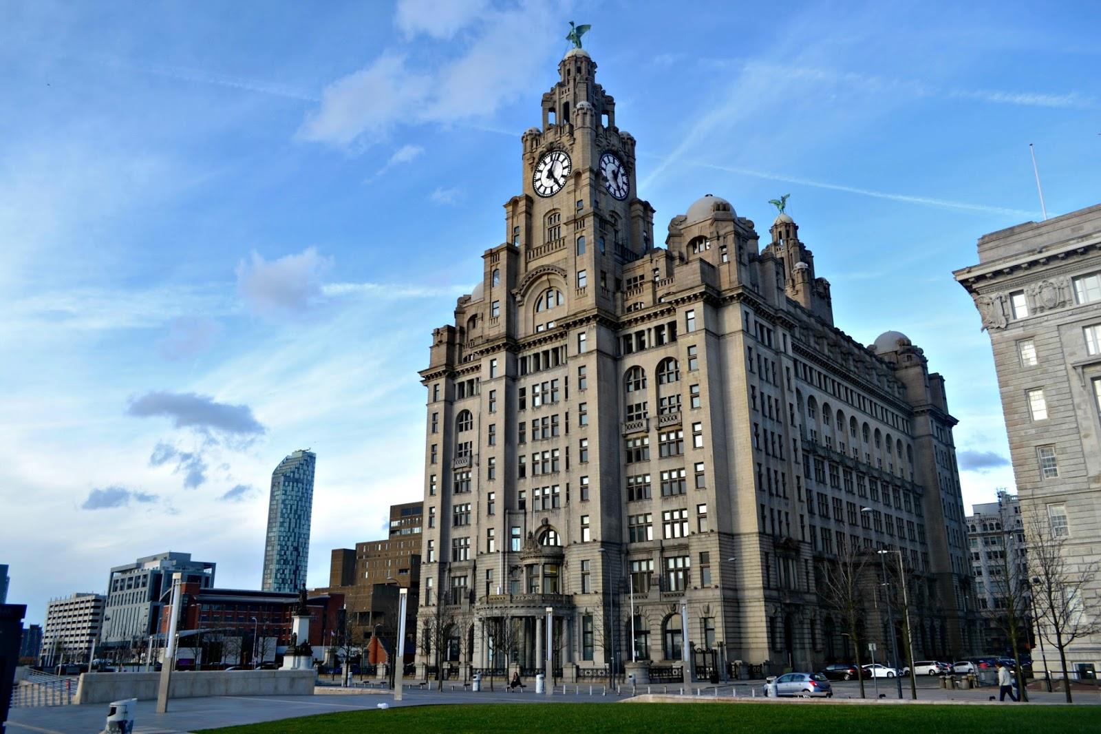 Liverpool Royal Liver Buildings