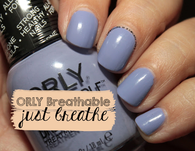 ORLY Breathable Just Breathe