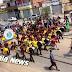 """VÁRZEA DA ROÇA / Tradicional """"Desfile Cívico de 07 de setembro"""", celebrando os 197 anos da Independência do Brasil em Várzea da Roça/BA."""