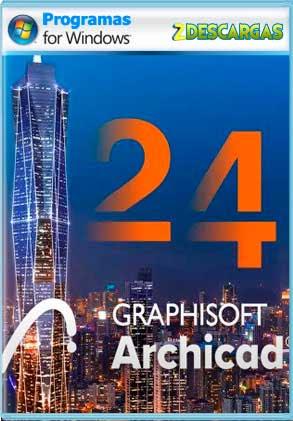 Graphisoft ArchiCad 24 (2021) Full (x64) Español [Mega]