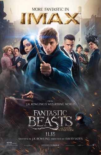 Fantastic Beasts And Where To Find Them Movie Download (2016)