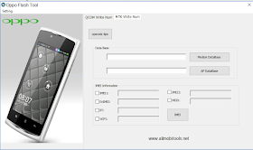 Allmobitools | All About Mobile Phones: Oppo Flash Tool