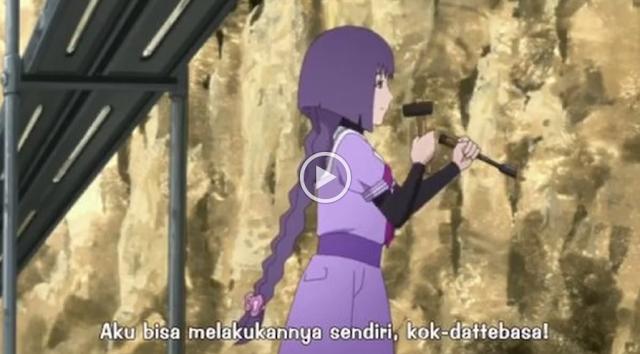 Boruto - Naruto Next Generations Episode 03 Subtitle Indonesia