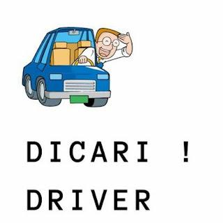 Lowongan Kerja Driver Proyek