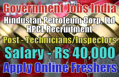 HPCL Recruitment 2020