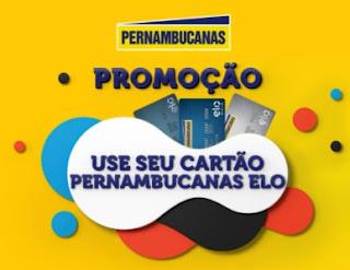 Cadastrar Promoção Use Cartão Pernambucanas Elo Meio Milhão Prêmios - 500 Mil Reais