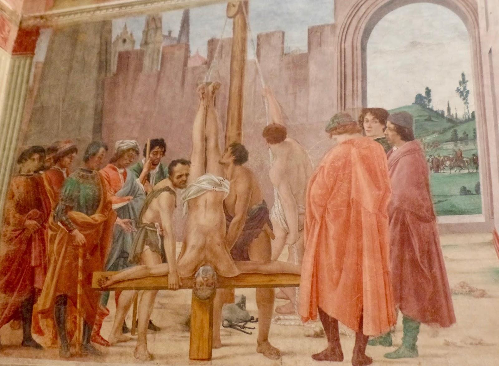 A tradi o atestada por tertuliano ao t rmino do segundo s culo e por or genes conforme hist ria eclesi stica ii eusebius pamphilus bispo de caesarea